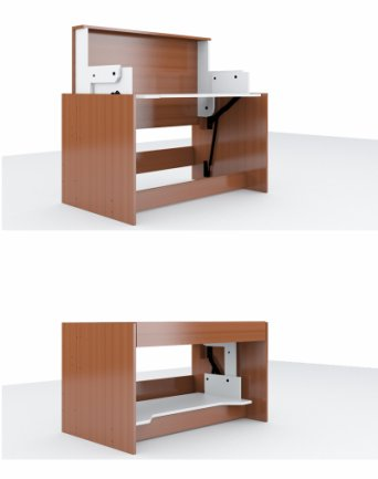 Table to Workstation